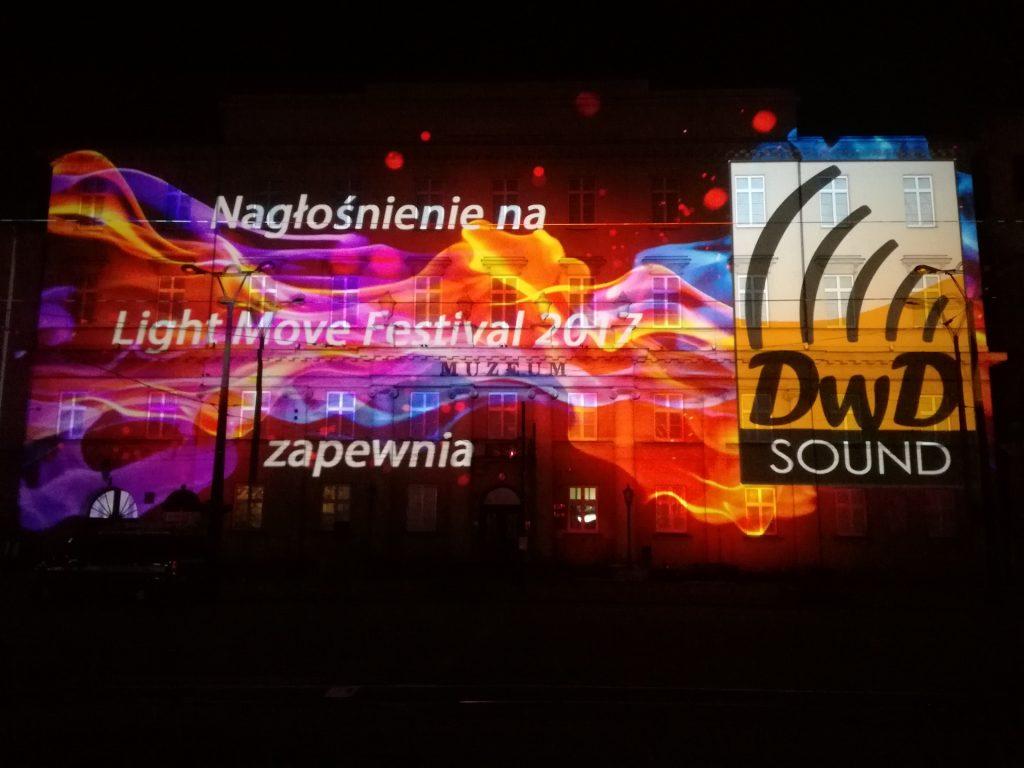 Festiwal Światła w Łodzi